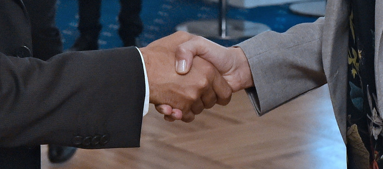 Negotiation handshake