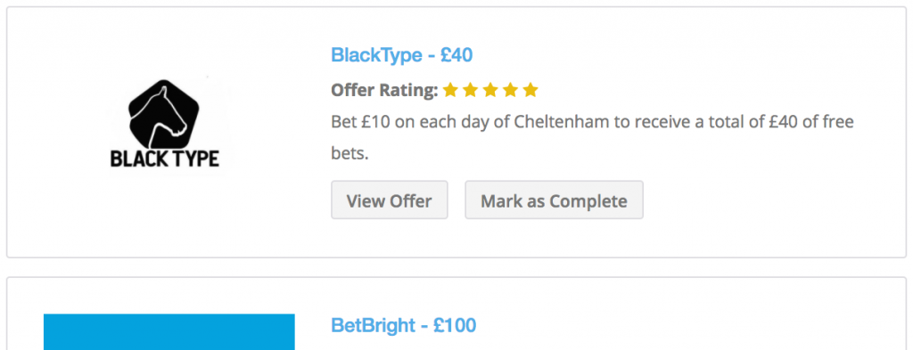 Blacktype Cheltenham